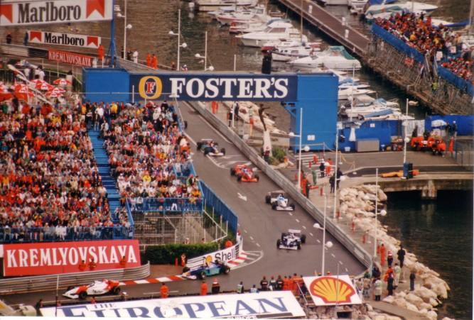 Gran Premio de F1 de Mónaco 1996