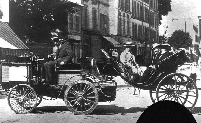 Las primeras carreras de coches de la historia